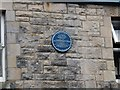 SX9356 : Blue Plaque for Jim Callaghan in Brixham by David Smith