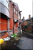 TA2711 : Surtees Street/Brown Street, Grimsby by Dave Hitchborne