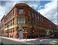 SK5904 : 2 Morledge Street, Leicester by Stephen Richards