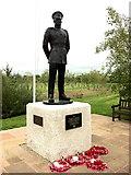 SK1814 : Military Police memorial by Andrew Abbott