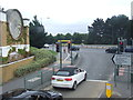 SZ1293 : Road junction near Bournemouth by Malc McDonald