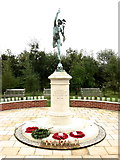 SK1814 : The Royal Corps of Signals Memorial by Andrew Abbott