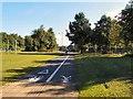 SJ9091 : Cycling towards Brinnington by Gerald England