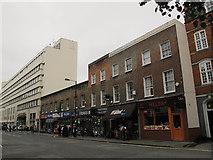 TQ2878 : Elizabeth Street shops by Stephen Craven