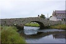 SH3568 : Old Bridge, Aberffraw by Paul Buckingham