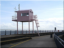 ST1972 : Pink Lookout Station by David Dixon