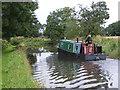 SJ9308 : Deepmore Boat by Gordon Griffiths