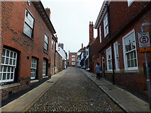 TQ9220 : West Street Rye by PAUL FARMER