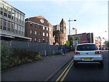 TQ1096 : Clarendon Road, Watford by David Howard