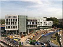 SD8913 : New Development Next To River Roch by David Dixon