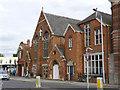SK7953 : Newark Baptist Church  by Alan Murray-Rust