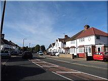 TQ0999 : Leggatts Way, North Watford by David Howard