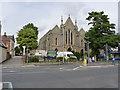 SK7953 : Former Christ Church  by Alan Murray-Rust