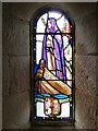 NT2573 : St Margaret's Chapel - Saint Columba by Rob Farrow