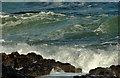 C8138 : Atlantic waves, Portstewart (2) by Albert Bridge