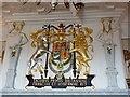 NT2573 : Edinburgh Castle - Arms of James VI and I by Rob Farrow