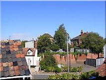 TM3863 : Looking towards Saxmundham Mill by Geographer