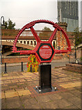 SJ8397 : The Grocers' Warehouse at Castlefield by David Dixon