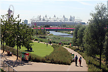 TQ3785 : Park Live, Olympic Park by Oast House Archive