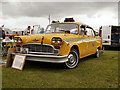 SD8203 : Big Yellow Taxi, Heaton Park by David Dixon