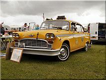 SD8203 : Big Yellow Taxi, Heaton Park by David Dixon