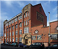 SK5804 : Bryan Building, Great Central Street, Leicester by Stephen Richards