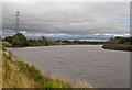NS8393 : River Forth near Midtown by William Starkey