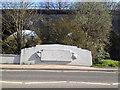 SP3065 : Prince's Bridge, south end of east parapet by Robin Stott