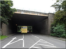SD4964 : The M6 crosses the A683 by Anthony Parkes