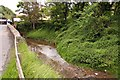 NZ7119 : Kilton Beck in Skinningrove by Steve Daniels