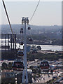 TQ4080 : Emirates Airline cable car by Oast House Archive