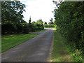 TL5487 : Little Marefen Drove by Hugh Venables