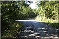 TQ9834 : Junction of Birchett Lane and Malthouse Lane by Julian P Guffogg