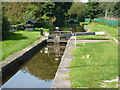 SJ8935 : Meaford Top Lock by Richard Croft