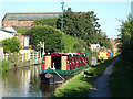 SK0417 : Trent & Mersey Canal by Richard Croft