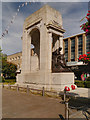 SD7109 : Bolton Cenotaph by David Dixon