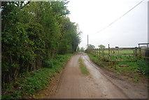 TQ0215 : Wey South Path, Quell Farm by N Chadwick