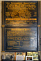 SD7209 : Bell Ringing Plaques by David Dixon