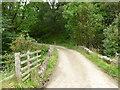 NN7138 : Bridge over Allt a' Chloidh by Alan O'Dowd