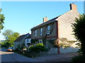 ST3224 : House at Helland by Nigel Mykura