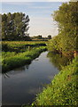 SJ9320 : River Penk by Derek Harper