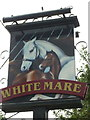 NY0106 : The White Mare, Beckermet by Ian S