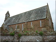 SD0799 : St Peter's Church, Drigg by Ian S
