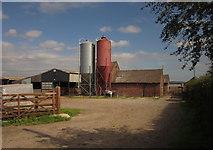 SJ8931 : New House Farm by Derek Harper