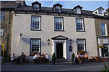 SD3778 : Priory Hotel, Cartmel by Ian Taylor