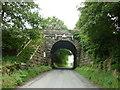 SD5187 : A rail bridge near Carex Farm by Ian S
