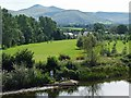 SO0328 : View from the Promenade, Brecon by Robin Drayton