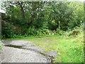 SE0026 : Path junction at Stubb Bridge by Humphrey Bolton