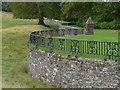SU9721 : The Ha-Ha, Petworth House by Alan Hunt