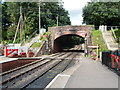 ST1629 : Station Road bridge, Bishops Lydeard by Jaggery